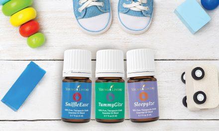 KidScents Must Have Oils: SleepyIze, SniffleEase, TummyGize