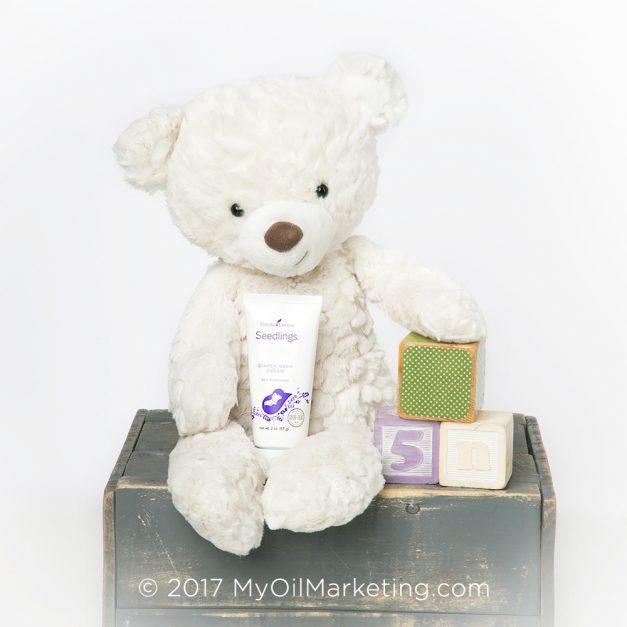 Protect Baby's Skin with YL Seedlings Diaper Rash Cream