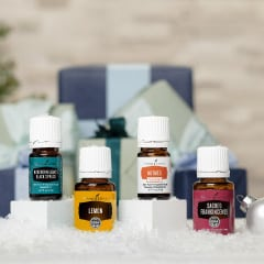 Young Living Pop-up Holiday Open House