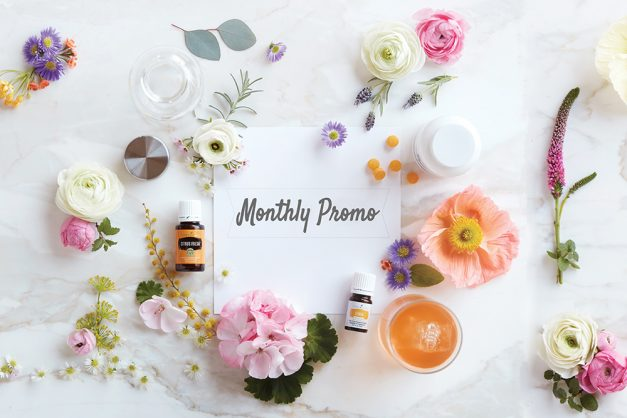Young Living July Promo