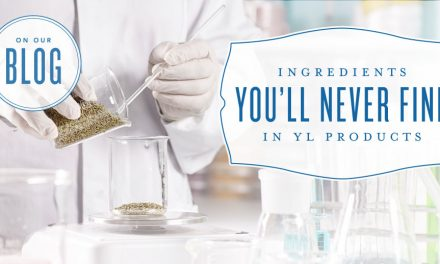 Ingredients you'll never find in YL products