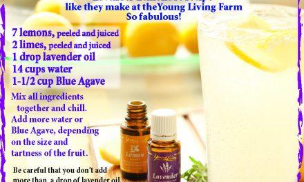 Lavender Lemonade Recipe !!!Straight from our Utah Farm!