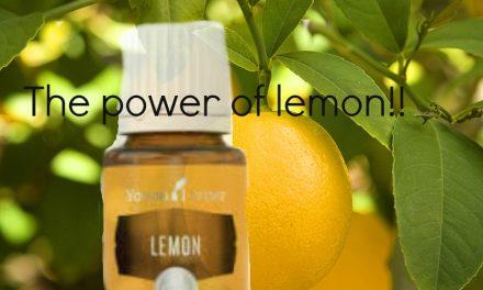 The Power of Lemon!