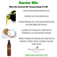 A COUPLE MORE CARRIER OILS YOU WILL LOVE!
