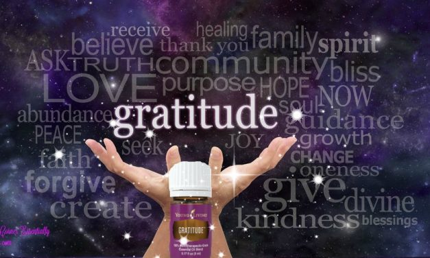 Gratitude! It can keep you healthy!
