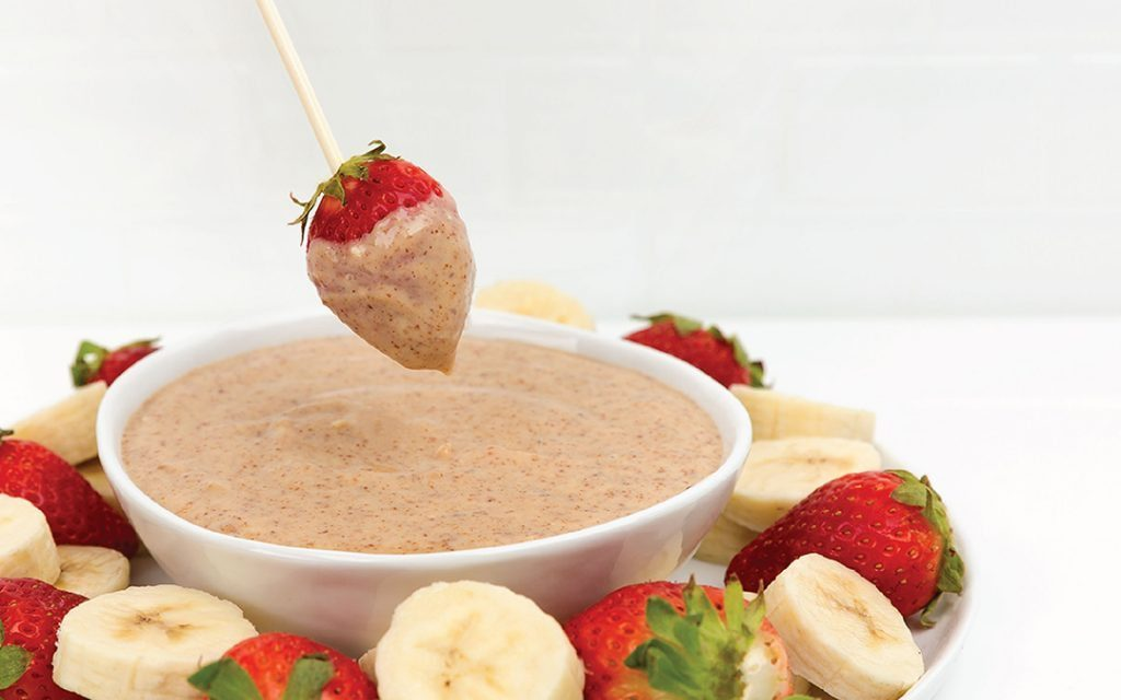 Your gonna want to eat this all the time! Cinnamon Fruit Dip!