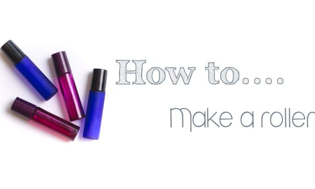 How to Make a Roller Bottle