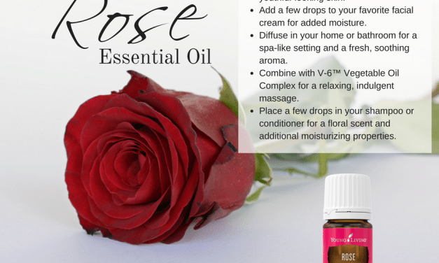 Rose Essential Oil…  Oh how I love you!!