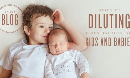 Diluting oils for littles