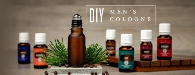 DIY Men's Cologne!   Seriously check this out!