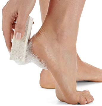 Melt & Pour Foot Scrub Soap…easier than you think!