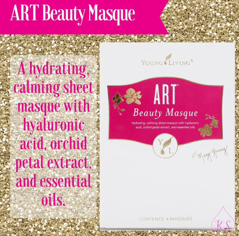 Lindsey Elmore  The ART Beauty Masque