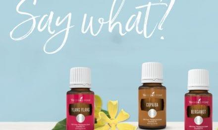 Say what? Essential oils lingo