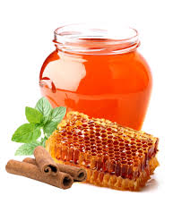 cinnamon honey image