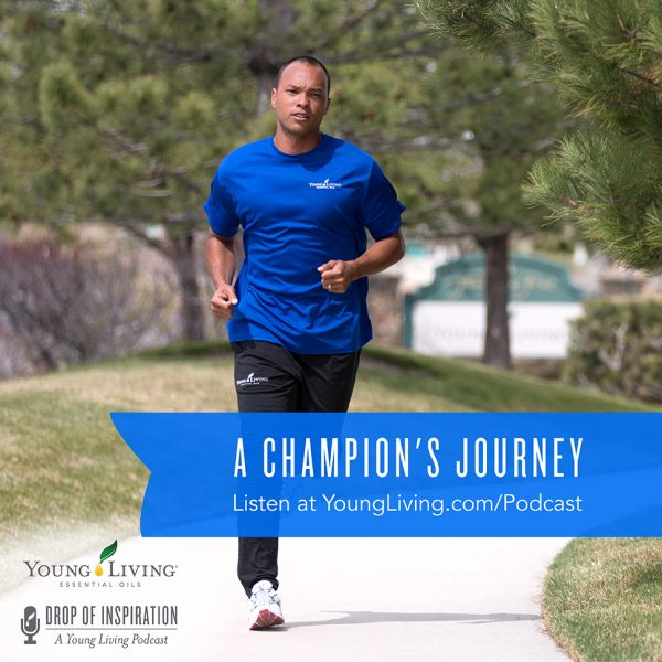 Young Living Drop of Inspiration Episode 9 Bryan Clay