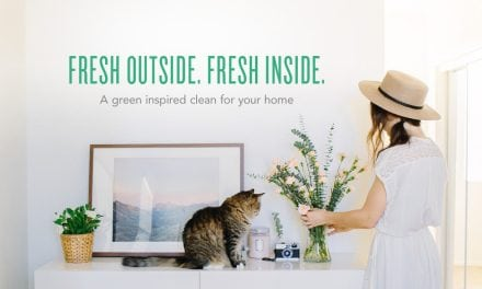 A green clean for your home
