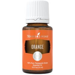 Orange Essential Oil by: Young Living
