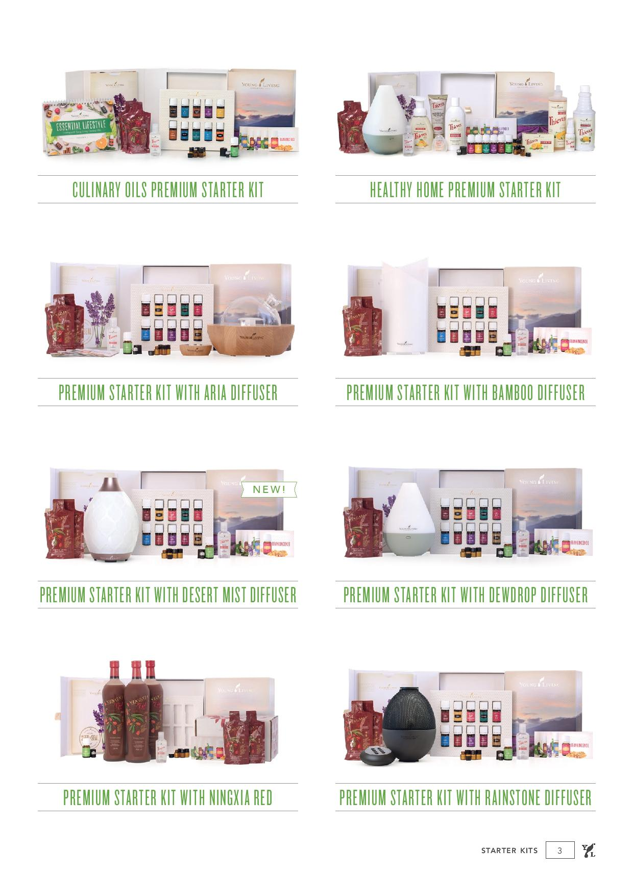Premium Starter Kits Australia The Scentsible Tribe Kit Young Living With Desert Mist Diffuser Aus Enrol Ultimate