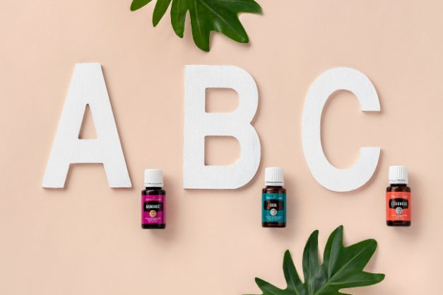 The ABCs of essential oils!
