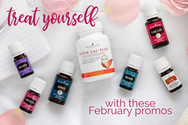 Young Living February Promo