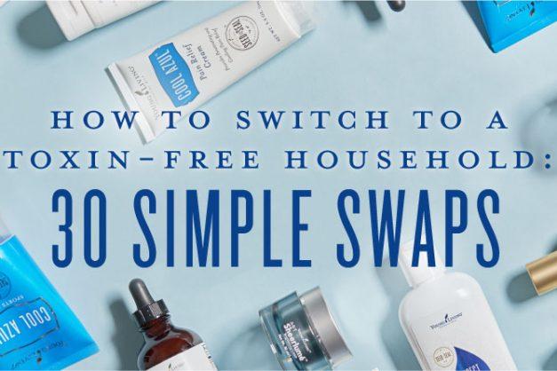 30 simple household swaps