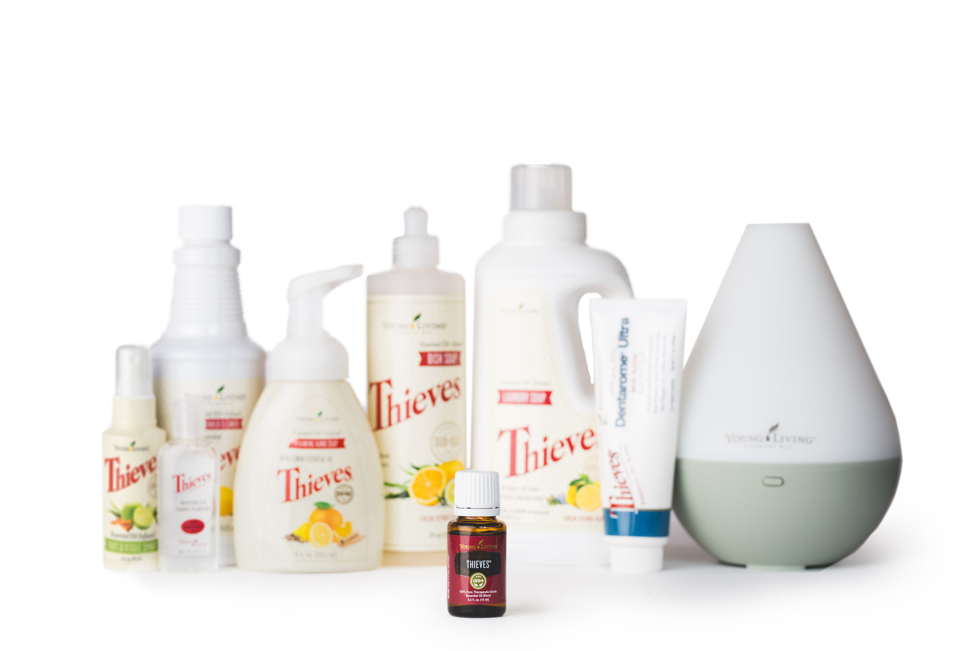 Young Living Thieves Starter Kit | Canada - Learn about Young Living ...